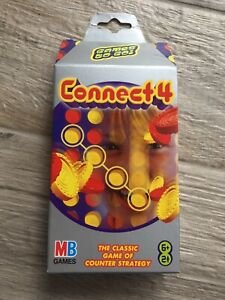 Connect 4 Travel Game Mb Games New Board Games Family Games