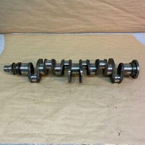Original Jaguar Mk II Mk 2 3.4L 3.8L Engine Crankshaft C4808 LB331 OEM