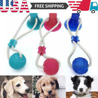 Multifunction Pets Molar Bite Toy - New Pet Dog/Cat Toy Funny Cute Playing Ball