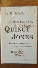 rare new Quincy Jones The secret garden single cassette (1990)