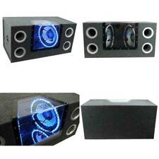 12 in 1200 Watt Car Audio Sub Subwoofer Box Bandpass Box Sub Sealed 4 Ohm