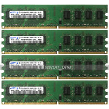 8GB 4X2GB PC2-6400 DDR2 Desktop Memory Fr Dell OptiPlex 740 745 755 760 760D 960