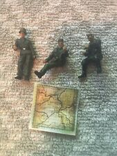 Forces Of Valor Unimax 1:32 German Tank Figures Halftrack Accessory Lot