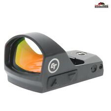 Crimson Trace Red Dot Compact Open Reflex Sight Black Cts-1250 ~ New