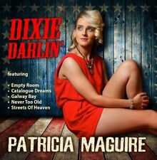 Patricia Maguire - Dixie Darlin' CD - New Release 2017 - New & Sealed