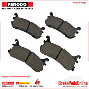 Brake Pads (Front) for FORD FAIRLANE ZL DB1075GP