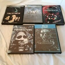 Final Destination: 5 Film Collection Dvd