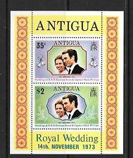 ANTIGUA SGMS372 1993 ROYAL WEDDING  MNH