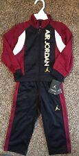 NIKE Air Jordan 2011 Toddler Boys Track Suit Jogging Outfit Jacket Pants 2T NWT!