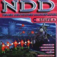 NDD 4-Neuer deutscher Dancefloor (1996) Tic Tac Toe, Candyboy, Come Bag, .. [CD]