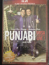 Punjabi Virsa Vancouver Live, DVD, Bollywood Film, Hindu Language, New
