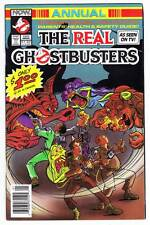 THE REAL GHOSTBUSTERS 1992 ANNUAL - Now Comics - Excellent condition