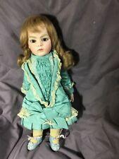 # 2 Antique Doll Bru Jne 3