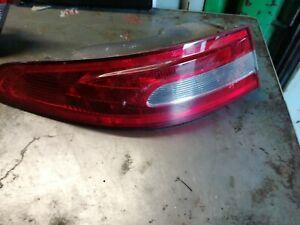 2008 Jaguar Xf N/s Passenger Rear Light