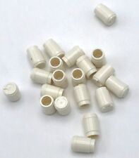 Lego 20 New White Minifigure Utensil Cup Take Out Cup Mugs Pieces