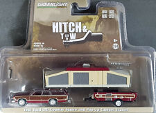 GreenLight Hitch and Tow Serie 16 1981 Ford LTD Country Squire