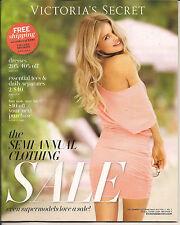 CANDICE SWANEPOEL VICTORIA'S SECRET SEMI ANNUAL CLOTHING SALE 2013 VOL 1 NO 1