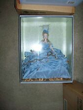 Lot of 2 Marie Antoinette Barbie 2003 Gold Label & QUEEN ELIZABETH Barbie