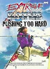 EXTREME SPORTS: BLOOPERS - PUSHING TOO HARD - NEW FACTORY SEALED (DVD)