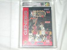 NEW NBA Action '94 Sega Genesis VGA 90+ NM+/MT GOLD Sealed Basketball 1994 Sport