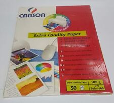 Canson Color Inkjet Extra Quality Paper 50 Sheets