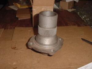 USED Right Hand Rear Wire Wheel Hub Sunbeam Alpine Series V 5 Needs work