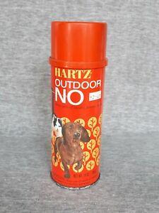 Vintage 1980s Heartz Outdoor No Can Container