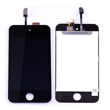 Display Unit (Front Disc, LCD, Touchscreen) for iPod Touch 4g Black