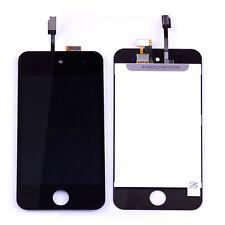 Display-Einheit (Frontscheibe, LCD, Touchscreen) für iPod Touch 4G schwarz