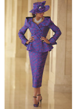 size 6 Versailles Skirt Church Suit by Ashro new