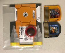 Rockman EXE Megaman Link Navi Starter 10 Groundman Navi Data Chip BS-10