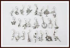Flügel* Auswahl Charm Anhänger für Kette /& Armband Schutz /& Fruchtbarkeit *Ei