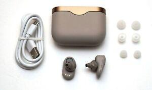 SONY WF-1000XM3 True Wireless Noise Canceling Headphones SILVER WF1000XM3/S