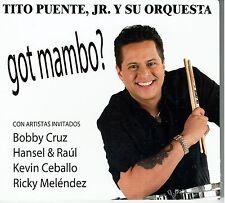 Tito Puente Jr y Su Orquesta  Got Mambo?  BRAND  NEW SEALED CD
