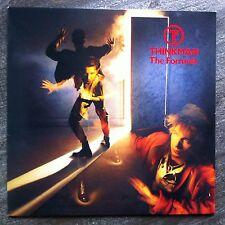 Thinkman – The Formula-, Island Records – 207 723 ,Original  LP 1986