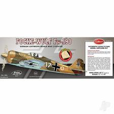Guillow - GUI406LC - Focke-Wulf FW-190 - Laser Cut - 1:16 Scale