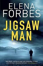 Jigsaw Man,Elena Forbes- 9781849163392