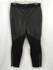 Lane Bryant Prabal Gurung Black Legging Pants Womens Plus Sz 18 ankle zipper