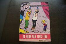 Strip - Dees Dubbel & Cesar - De Bron van Ting - Ling