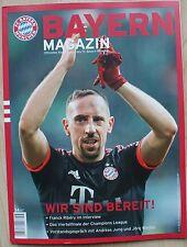 FC Bayern München - Bayern Magazin - 14.67 - Franck Ribery - Eintracht Frankfurt