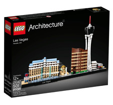 LEGO Architecture 21047 Las Vegas Skyline - Retired Set - NISB - Cheapest?