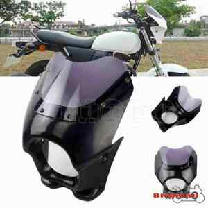 Motorcycle Front Headlight Fairing For Honda CB50 DAX ST50 Benri 90 50 125 GS50