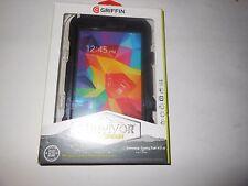 Griffin Genuine Survivor Samsung Galaxi 4 7.0 Case Black GB39911 - WITH BOX