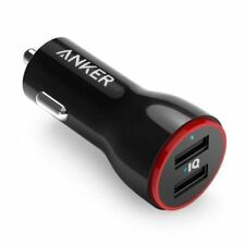 Anker PowerDrive 2 24w 4.8a 2port USB Car Charger