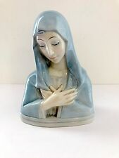 Lenci Art Deco  Porcelain Madonna Ceramic Figure