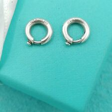 Genuine Tiffany & Co Silver Jump Ring (Old Style) Very Good Pre-loved Condition.