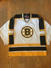 Boston Bruins Pro Player Authentic Jersey, Size 52