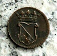 1/2 Duit 1753 Niderländisch Indien Ost Indien Company