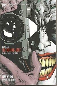 °BATMAN: THE KILLING JOKE OVESIZED HARDCOVER° US DC New Edition versiegelt