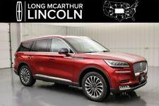 2020 Lincoln Aviator Reserve Awd Revel Audio Red Carpet Msrp$60490